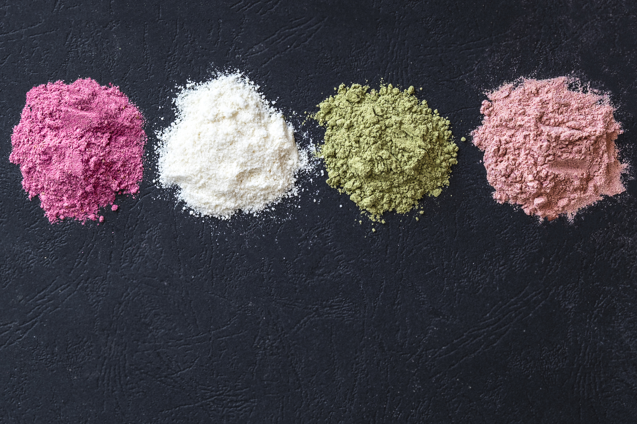 Colourful powders Volumetric Powder Fillers